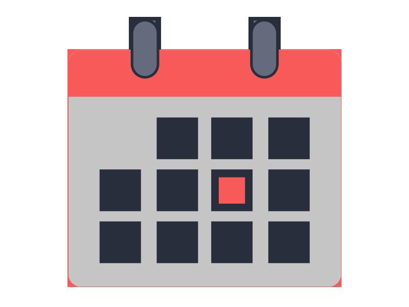 OBS de Esdoorn | Kalender, blank